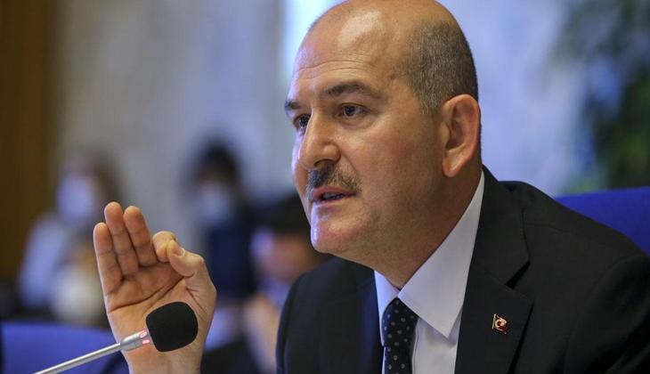 İçişleri Bakanı Soylu, İl Göç İdaresi Müdürleri Değerlendirme Toplantısı'na katıldı