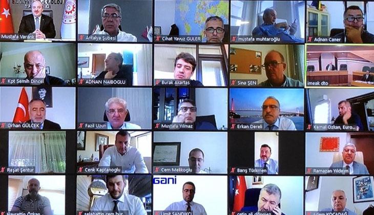 İMEAK DTO Haziran ayı Meclis Toplantısı yapıldı