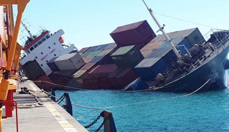 IMO, denize düşen konteynerlerin azaltılması için çalışma başlatacak