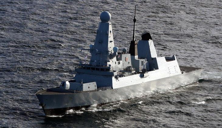 """İngiltere Dışişleri Bakanı Raab: """"İngiliz savaş gemileri Kırım rotasını kullanmaya devam edecek"""""""