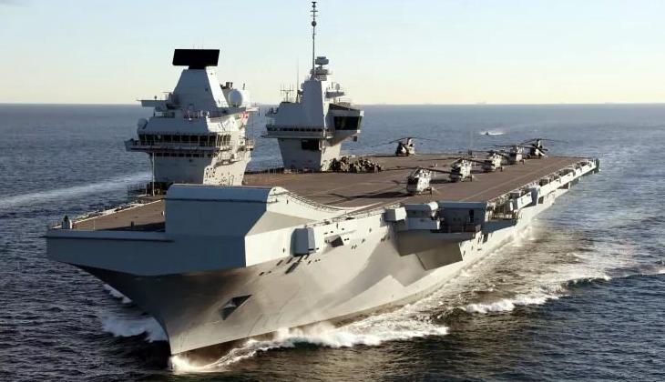 İngiltere, Türkiye'nin uçak gemisi satın alma talebini reddetti