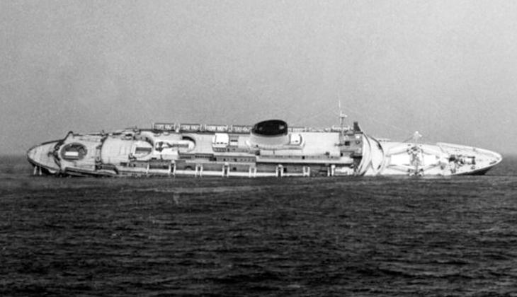 İnsanlık Tarihi Boyunca Gerçekleşen En Büyük 11 Gemi Kazası