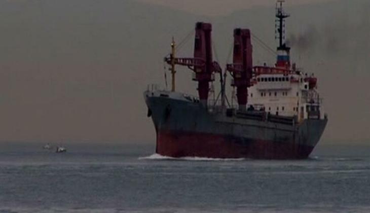 İsrail, yük gemisinin İran tarafından hedef alındığını iddia etti