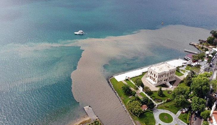 İstanbul Boğazı çamura bulandı