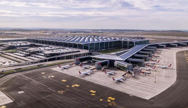 İstanbul Havalimanı'nın 'Karbon' yönetimine uluslararası sertifika