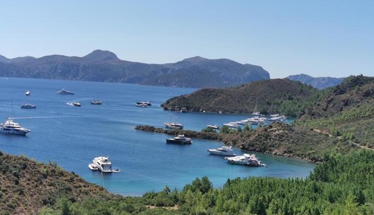 İzole tatil için lüks teknelere ilgi arttı