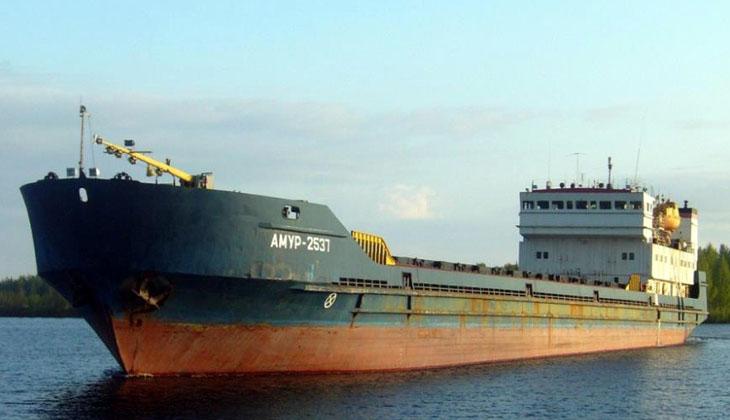 Japon balıkçı teknesi ile Rus gemisi çarpıştı!