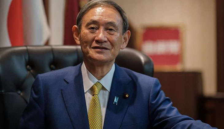 Japonya Başbakanı Suga, Filipinler Devlet Başkanı Duderte'ye destek sözü verdi