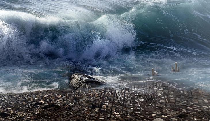 Japonya'daki deprem ve tsunami kurbanları felaketin 10. yılında anıldı