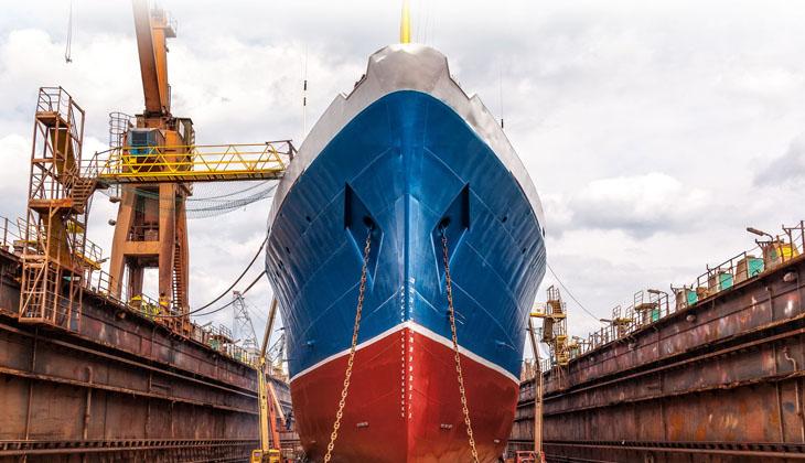 Japonya'ya verilen gemi siparişlerinde artış gözlendi