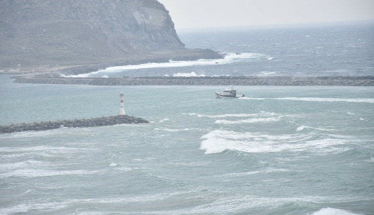 Kalp krizi geçiren hasta Sahil Güvenlik botuyla anakaraya ulaştırıldı