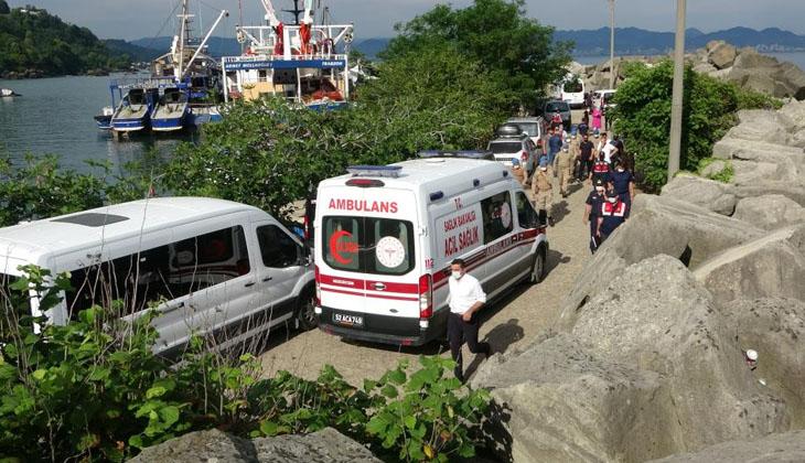 Karadeniz'de kaybolan üniversite öğrencisinin cansız bedeni bulundu