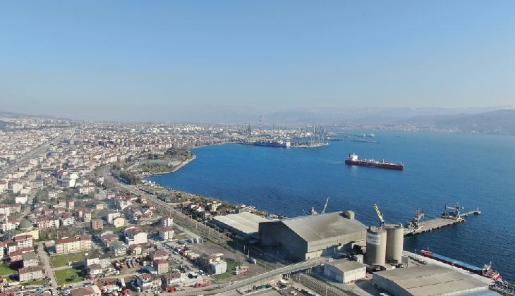 Kocaeli'nin Körfez ilçesinden 2020 yılında yaklaşık 11.5 milyar euroluk ihracat yapıldı