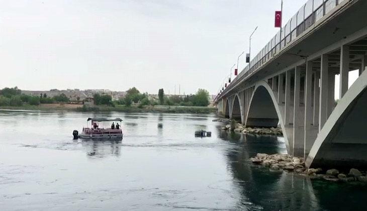 Köprüden birinin atladığı iddiası ekipleri alarma geçirdi