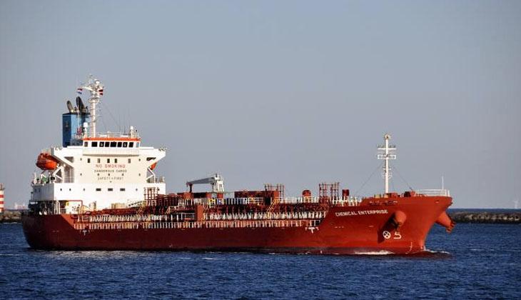 Koreli Kaptan, fenalaştığı için gemiden tahliye edildi...