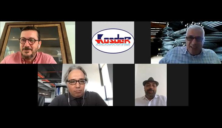 """Kosder Akademi, """"Navlun Piyasaları ve Güncel Gelişmeler"""" Söyleşisi Düzenledi"""