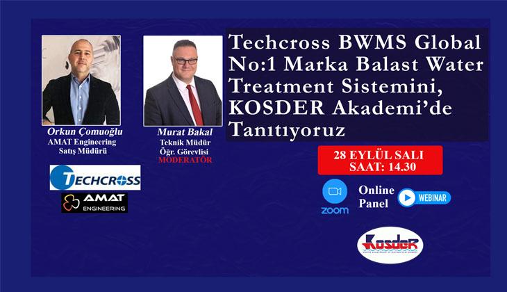 KOSDER AKADEMİ'DE ORKUN ÇOMUOĞLU BWTS'Yİ ANLATACAK