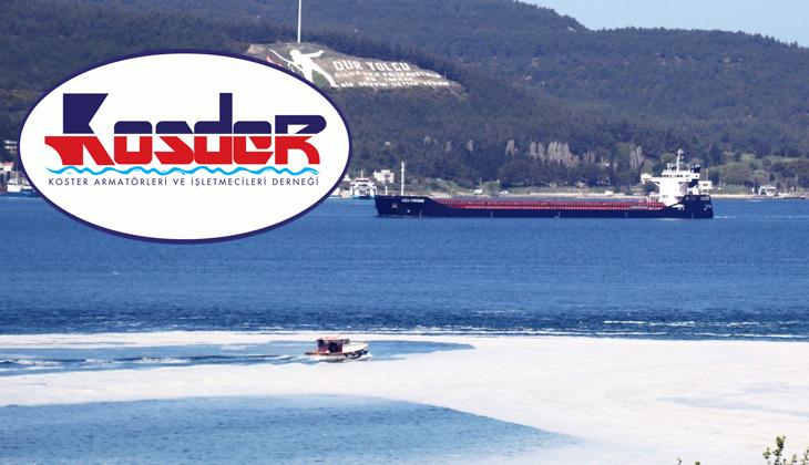 KOSDER'den Marmara Denizi'nde Seyir Yapacak Gemiler İçin Müsilaj Uyarısı