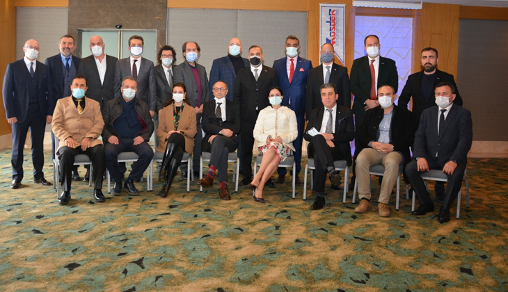 KOSDER'in 4. Olağan Seçimli Genel Kurul Toplantısı Yapıldı