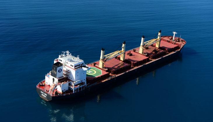 Küresel supramax filosu 200 milyon DWT sınırını aştı