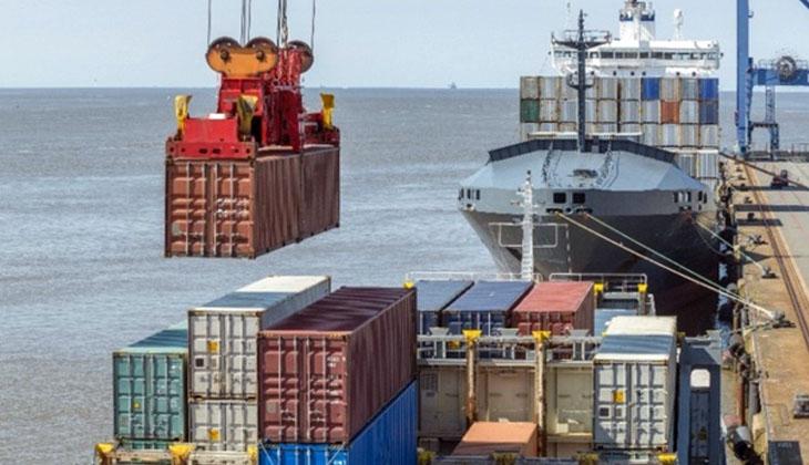 Limanlarımızda elleçlenen yük miktarı yüzde 14,6 arttı...