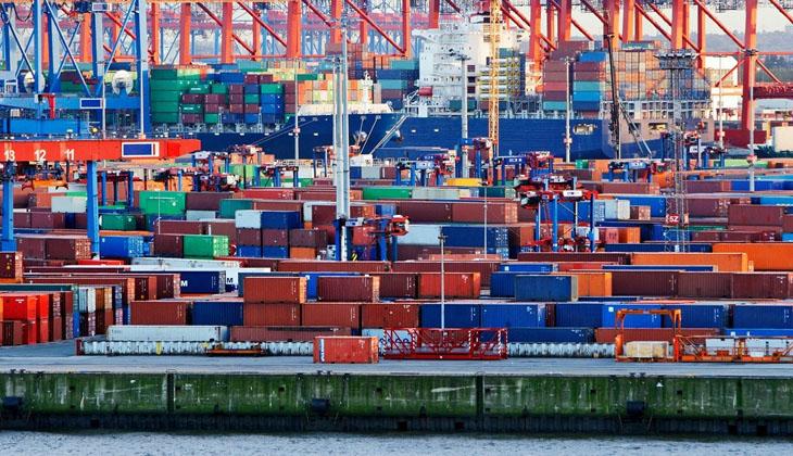 İhracat amaçlı yapılan konteyner yüklemeleri yüzde 10,8 arttı...