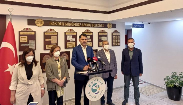 """""""Marmara Denizi'ni en kısa zamanda eski haline getireceğiz"""""""