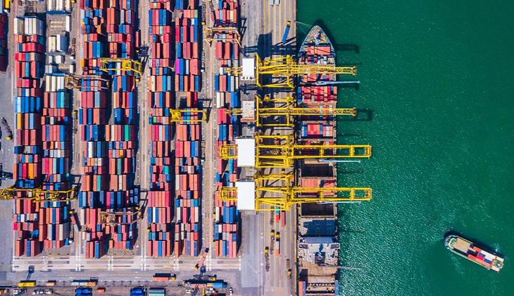 Mart ayında ihracat, geçen yılın aynı dönemine göre yüzde 42,2 arttı