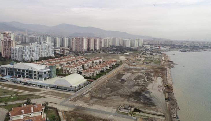 Mavişehir'deki kıyı projesi ile deniz suyunun önü kesilecek