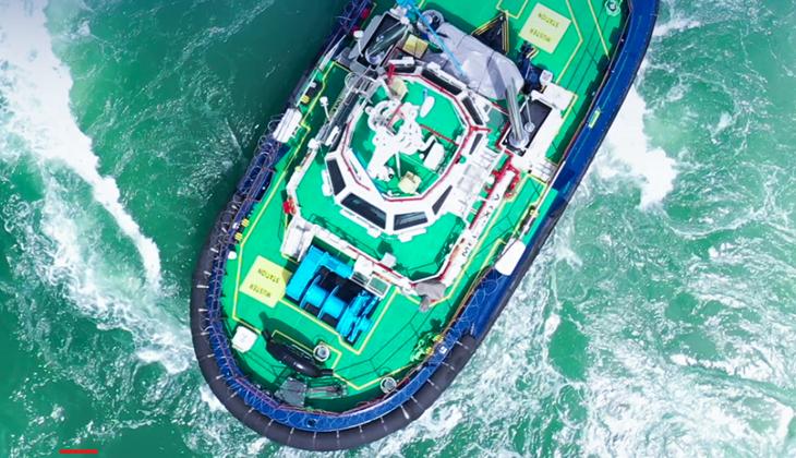 Med Marine, Abu Dhabi Ports'a römorkör teslimi için sözleşme imzaladı