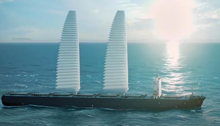 Michelin, şişme yelken sistemini tanıttı!
