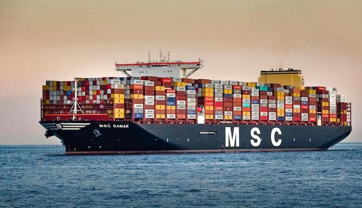 MSC, son bir yılda 60 adet ikinci el gemi satın aldı