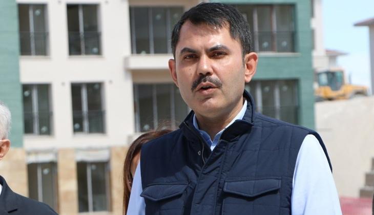 """Murat Kurum: """"Kanal İstanbul, hiçbir şekilde İstanbul'umuzda depremi tetiklemeyecektir"""""""