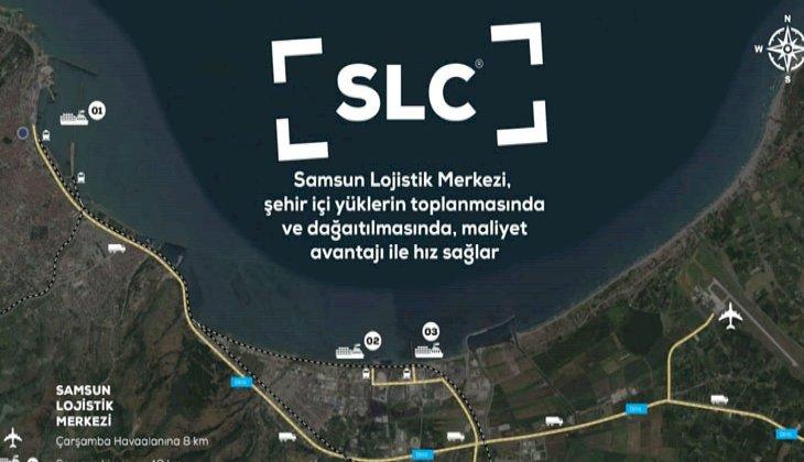 Lojistik sektöründe Türkiye'nin kuzey kapısı: Samsun Lojistik Merkezi