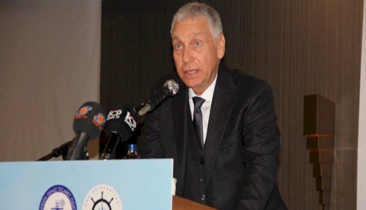 Mersin DTO Yönetim Kurulu Başkanı Cihat Lokmanoğlu'ndan konteyner limanı açıklaması