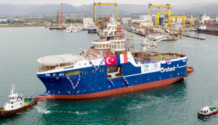 Türk tersanelerine Avrupa'dan hibrit ve elektrikli gemi talebi artıyor