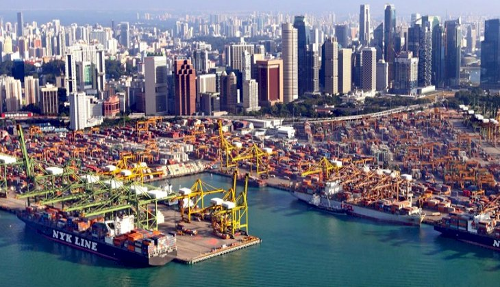 Singapur'da denizcilik sektörü çalışanları Covid-19 aşısında öncelikli grupta yer alıyor