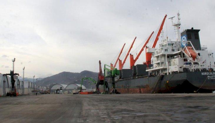 Giresun Limanı'nın ihracat ve istihdam hedefleri artarak büyüyor