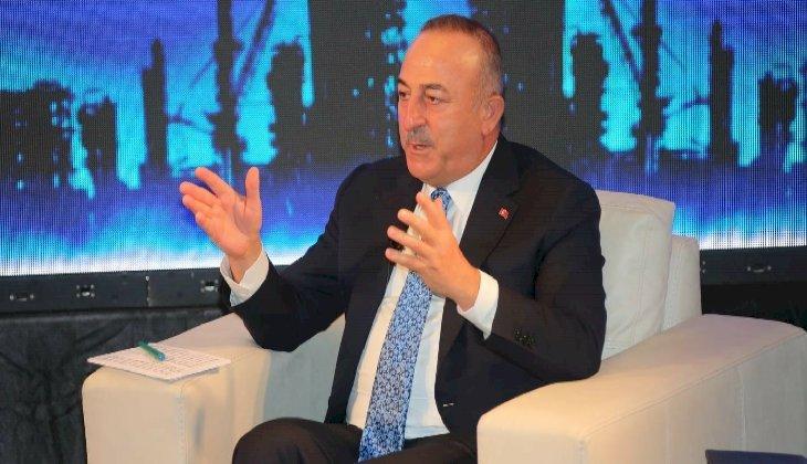 """Mevlüt Çavuşoğlu: """"Ege'de karasuları konusunda Türkiye'nin tavrı değişmemiştir"""""""