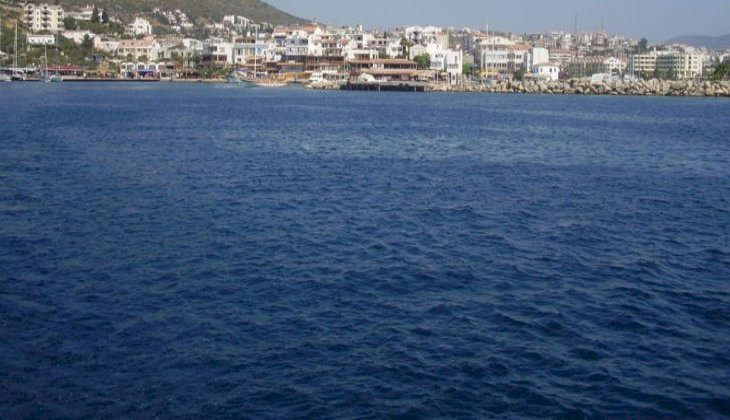 Datça açıklarında tekne battı, bir kişi kayıp