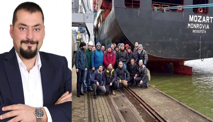 Av. Selçuk Esenyel, kaçırılan denizcilerimiz ile ilgili Turkdeniz.com'a açıklamalarda bulundu