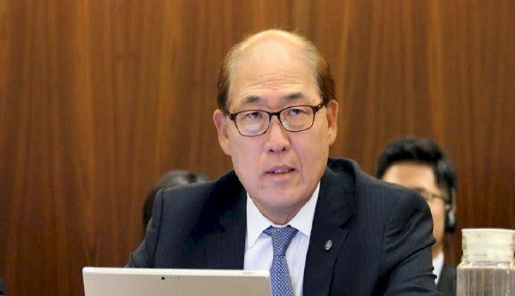 Kitack Lim, MV Mozart gemisi ile ilgili konuştu