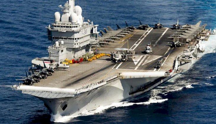 Türkiye'ye karşı uçak gemisi gönderiyorlar!
