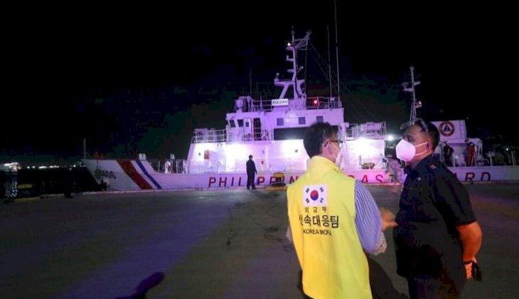 Gemide yangın çıktı! 34 mürettebat tahliye edildi