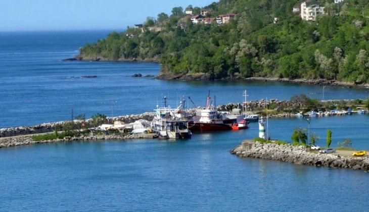 Ordulu balıkçılar, sezon sonrası ağ mesaisine başladı