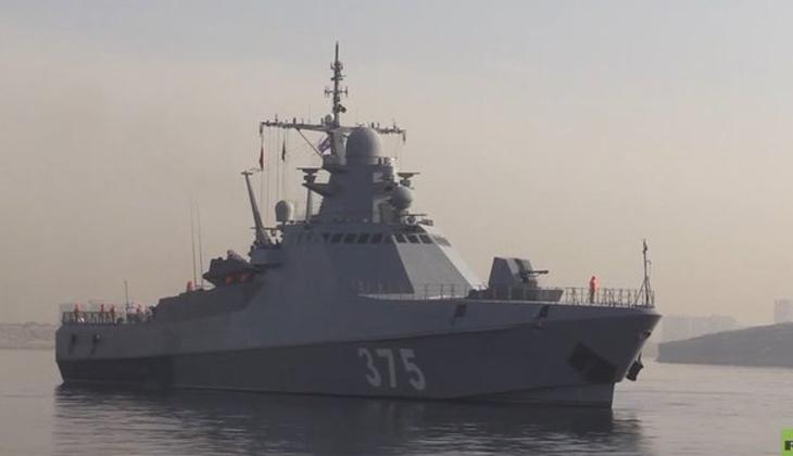 """Pakistan'da Türkiye'nin de katıldığı çok uluslu deniz tatbikatı """"AMAN-2021"""" başladı"""