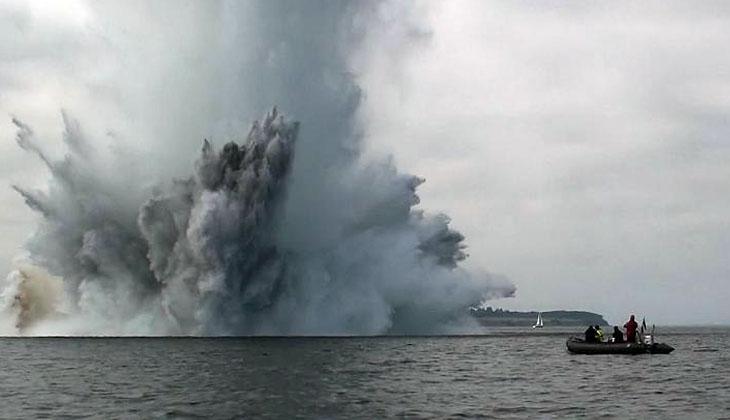 Paslanan İkinci Dünya Savaşı cephaneleri Avrupa denizlerini zehirliyor