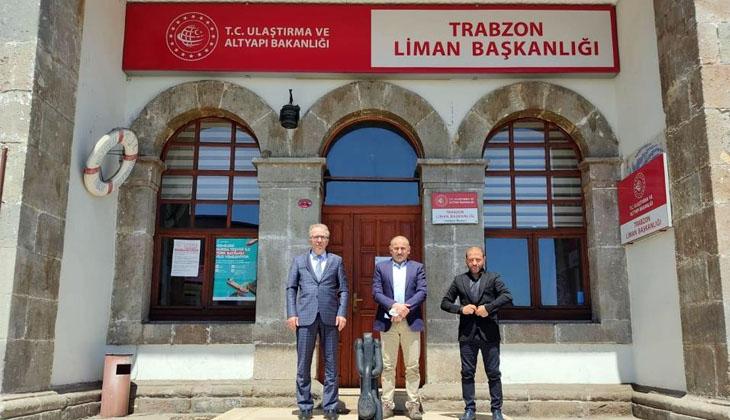 """Prof. Dr. Orhan Uzun: """"Dünyada akıllı liman kavramı gelişiyor"""""""