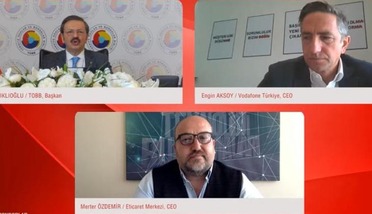 """Rifat Hisarcıklıoğlu: """"e-ihracat hacmini üç katına çıkartma potansiyelimiz var"""""""