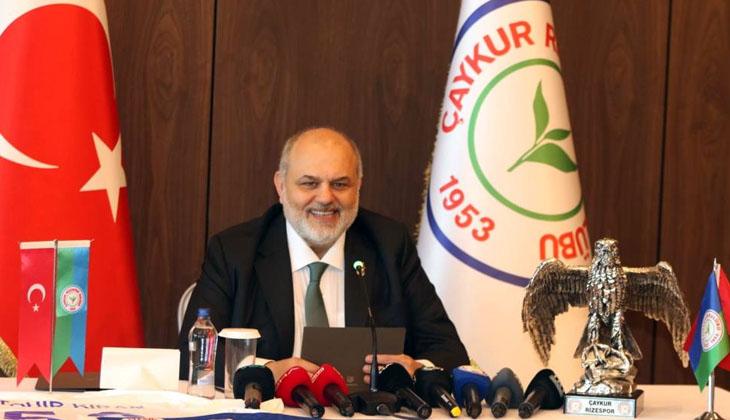 Rizeli Armatör Tahir Kıran, Rizespor başkanlığına aday olduğunu açıkladı